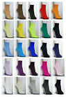 New Autumn Summer Sheer 80Denier Womens Ladies Girls Color Nylon Ankle Socks