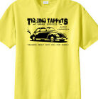 "VW Beetle ""Ticking Tappets Garage Services"" humour  t-shirt"