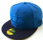 New Era Cap 59Fifty New Orleans Hornets Tonal Blue/Purple NBA MLB