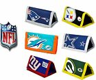 OFFICIAL NFL AMERICAN FOOTBALL VELCRO NYLON MONEY WALLET