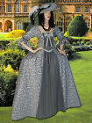 Renaissance Dress Medieval Monique Custom Gown Handmade Tudor Queens