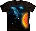 Solar System Child  Nature Unisex T Shirt The Mountain