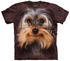 Yorkshire Terrier Adult  Animals Unisex T Shirt The Mountain