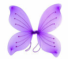 "16""x19"" Fairy Wings Butterfly Costume : Tinker Bell Halloween Angel Tutu Pixie"