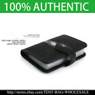 [OMNIA]Crystal Korean Ladies GENUINE LEATHER Card Case Credit Card Holder M708