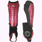"GRAYS ""SHIELD"" HOCKEY SHINGUARDS - PINK - PAIR.  FREE UK POSTAGE."