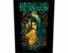 CHILDREN OF BODOM bring me the horizon DANZIG death SABATON - SEW-ON BACKPATCH