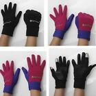 Micro Fiber + Nylon Touch Screen Gloves Warm-keeping Gloves Size S/ M / L/ XL