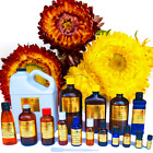 Helichrysum Essential Oil - 100 PURE NATURAL UNCUT - Sizes 3 ml to 16 oz