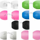 REPLACEMENT S M L SILICONE IN EAR EARPHONE HEADPHONE EARBUDS BUD GEL TIPS RUBBER