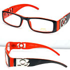 206106c52f7 DG Eyewear Clear Lens Glasses Fashion Mens Womens Designer Rectangular  Frame RX