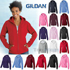 Gildan - Heavy Blend Missy Fit Full-Zip Hooded Sweatshirt Wo