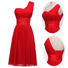 Ladies Mini Dress Short Evening Party Prom Gown Cocktail Dress Size2 4 6 8 10 12
