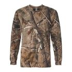 Officially Licensed Camouflage NO PRINTING CAMOFLAGE RealTree LONG SLEEVE Shirt