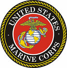 Edwardian Home Decorating Ideas UNITED STATES MARINE CORPS Vinyl Decal / Sticker ** 5 Sizes **   Home Decor From Recycled Materials