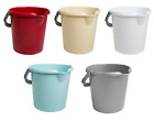 Workplace Plastic Buckets Water Carrier With Handle Durable 16L Basket Portable