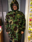 British Army Falklands War Issue DPM Artic Windproof Parka