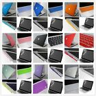 """4in1 /Rubberized Hard Case Cover Laptop Shell for Macbook Pro 13""""/15"""" Air 11/13"""""""