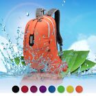 Outdoor waterproof 15L Riding Cycling Bike Bag Hiking Camping Backpack Rucksack