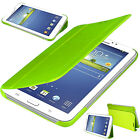 Folding Stand Case Cover For Galaxy Samsung Tab 3 7