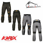 Akito Desert-Evo Waterproof Motorbike Motorcycle Trousers Pants KNOX® CE Armour