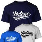 VINTAGE 1964 Aged To Perfection - Mens 50th Birthday T Shirt