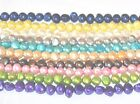 NATURAL FRESHWATER FRESH WATER PEARL JEWELLERY CRAFT BEADS - Various colours