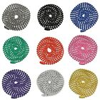 """Fashion Necklace Dog Tag Ball Chain 30"""" Assorted Colors Stainless Steel 2.4mm"""