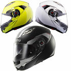 LS2 FF370 SHADOW FULL FACE FLIP FRONT MOTORCYCLE MOTORBIKE CRASH HELMET