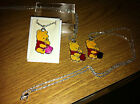 Winnie the Pooh Necklace - Brand new & boxed