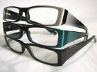 OMBRE Reading Glasses Optical Frame Purple/Black Gray/Black Teal-Blue/Black