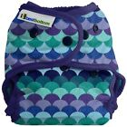 Best Bottom One Size Cloth Diaper Cover Shell Snap Closure Girl or Boy - 868806