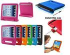 Kids Shockproof Foam Handle Stand Case for iPad 2,3,4 Childs Children iPad Cover