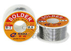 63/37  Tin/lead Rosin Core Solder Wire 0.5-2mm 2% Flux Reel Welding line 100G
