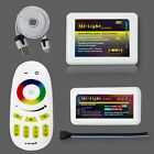 Android iPhone 2.4G RF WiFi Control+4-Zone LED RGB Dimmable Remote Controller