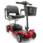 Pride Mobility GO-GO Ultra X 4-Wheel Travel Scooter SC44X + FREE Accessories