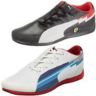 NEW PUMA EVOSPEED FERRARI SF F1 MOTORSPORTS MENS FASHION CASUAL TRAINERS