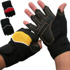 Weight lifting Gym Gloves Training Fitness Workout Wrist Wrap Sport Gloves LD336