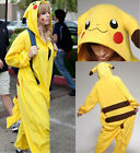 Unisex Adult Animal Onesie Onesies Anime Cosplay Pyjamas Kigurumi Fancy Dress UK
