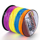 Spider Braid 100m-2000m 10LB~300LB 5Colors Braided Fishing line Multifilament