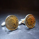 18TH BIRTHDAY 1999 SILVER 5P FIVE PENCE COIN CUFFLINKS or CHOOSE YOUR YEAR