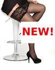 PLUS SIZE THIGH HIGH HOLD UPS lace stay-up stockings 24 26 28 30 32 34 3X 4X 5X