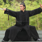 3 Pieces Wudang Taoist Robe Tai chi Uniform Martial arts Kun