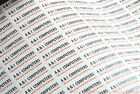 Colorful tamper proof LABELS warranty seals. Fully personalized up to 20.000