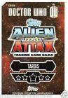 DOCTOR WHO ALIEN ATTAX 50th ANNIVERSARY Base Cards 25-82