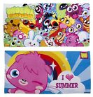 Moshi Monster Moshlings & Moshi Monsters Poppet Boys & Girls Bath & Beach Towel