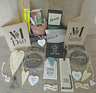 SHABBY+CHIC+FATHERS+DAY+DAD+GRANDAD+DADDY+BIRTHDAY+CHRISTMAS+GIFTS+SELECTION