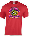 Fast Pitch Softball Play With An Attitude TEE SHIRT Small-5XL
