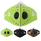 Urban Cycling Commuter Bike Anti-Pollution Allergy Breathing Filter Mask Cover