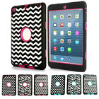 Hot Sale ShockProof Back Skin Hybrid Case Cover Smart  For Apple iPad Mini 2 New